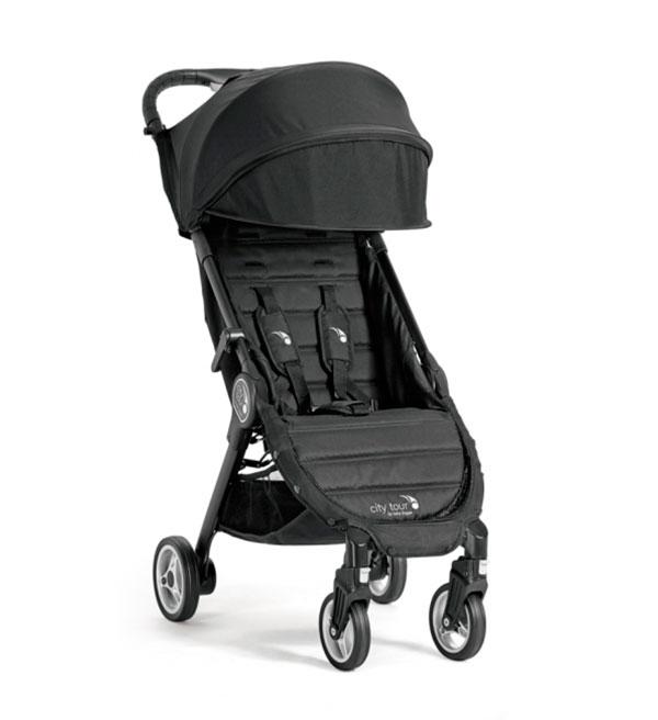 Wynajem wózka spacerówki Baby Jogger City Tour Onyx